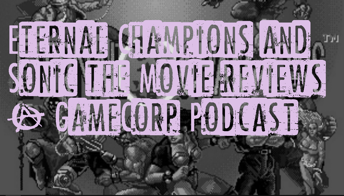Nintendo is out of parts and Eternal Champions – GameCorp Podcast