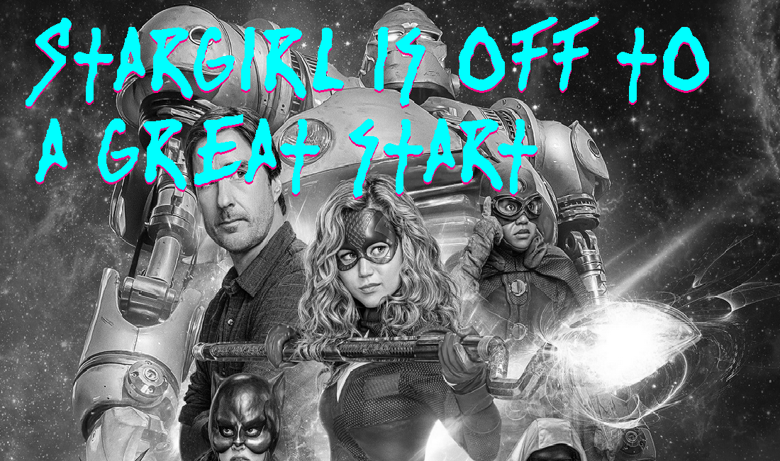 Batwoman out, Stargirl in – ComicCorp Podcast