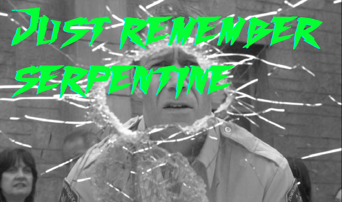 Just remember….serpentine – It Takes a Simple Man to Lead Geniuses Podcast