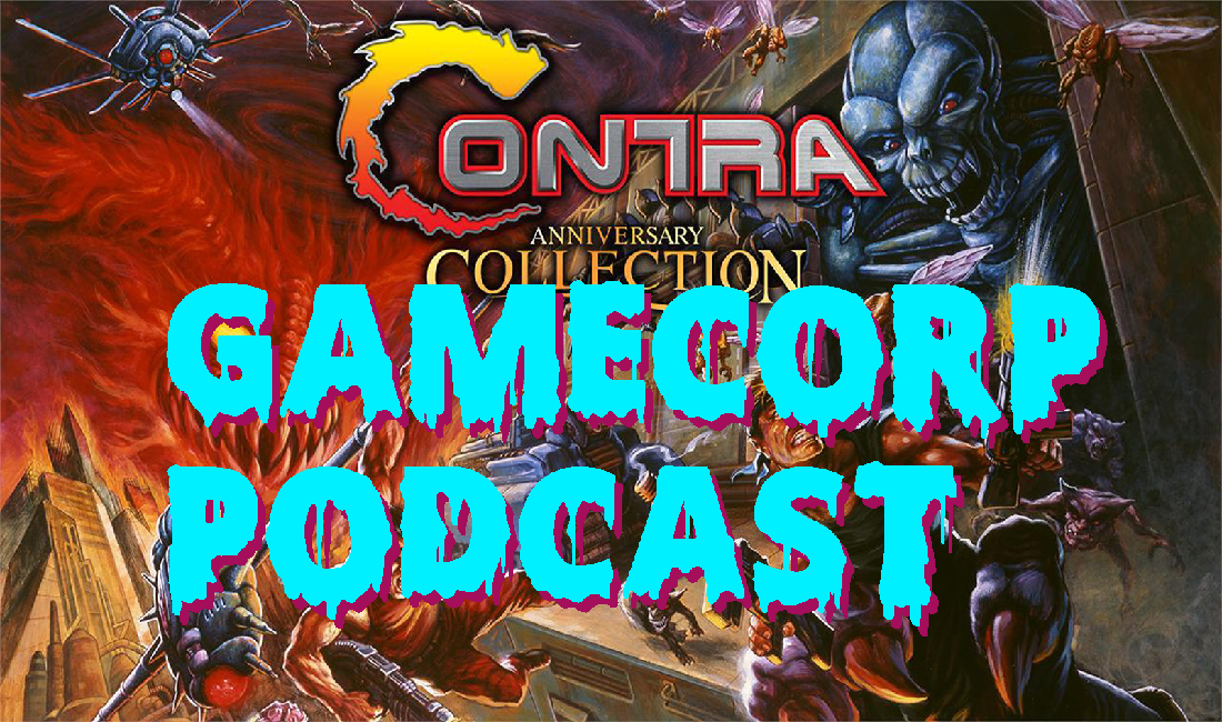 Contra review – GameCorp Podcast