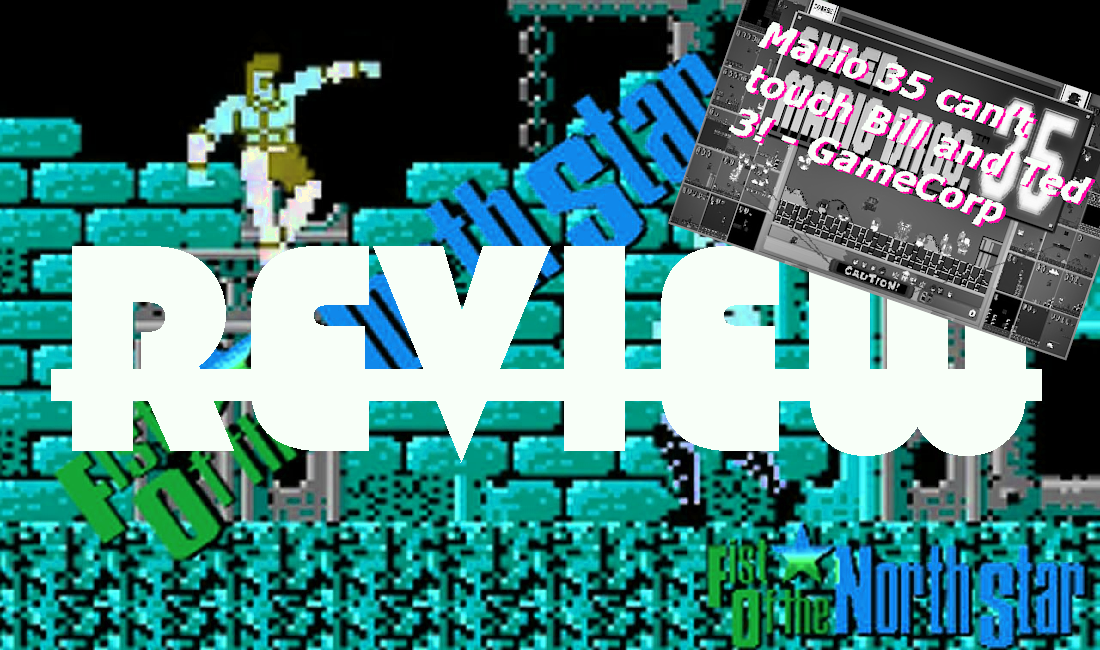 Fist of the North Star Review and Download Convos about Mario 35 and Tony Hawk 1&2