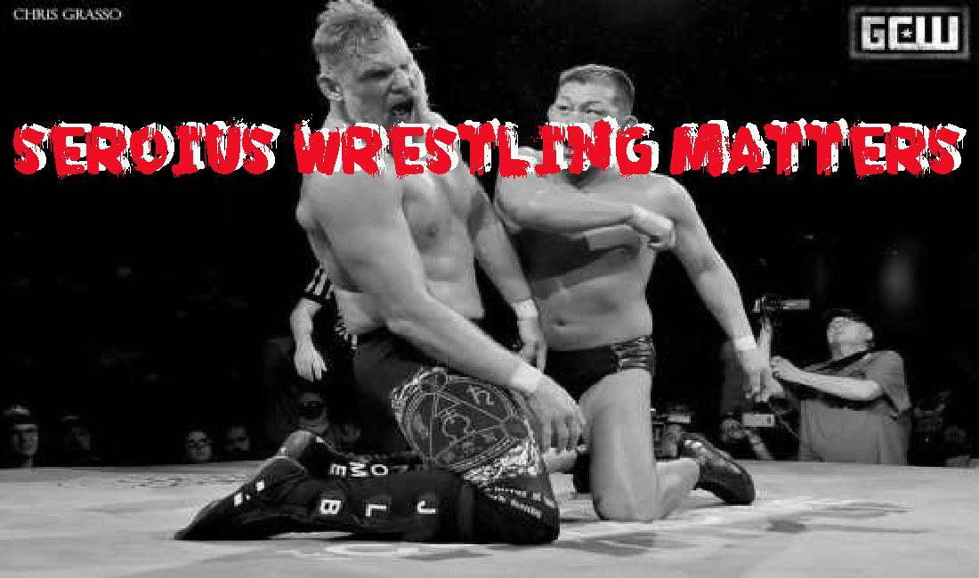 Serious wrestling matters – Wrestling Underground Podcast