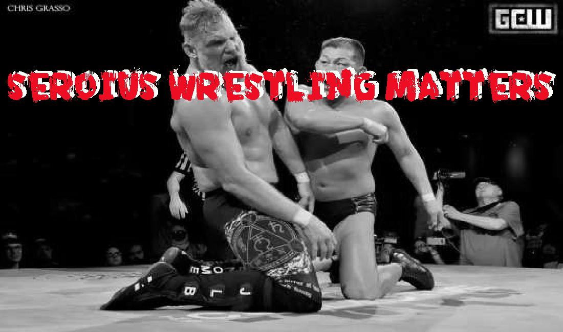 Serious wrestling matters – Wrestling Underground Podcast