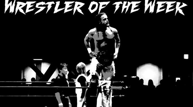 Wrestler of the Week – Tom Lawlor
