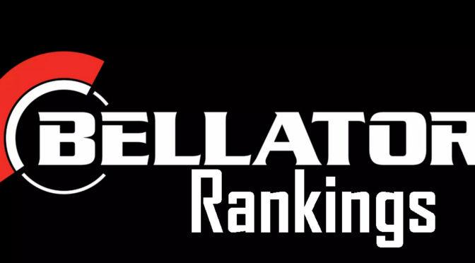 Bellator Rankings