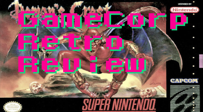 Demon's Crest Review – GameCorp Retro Review
