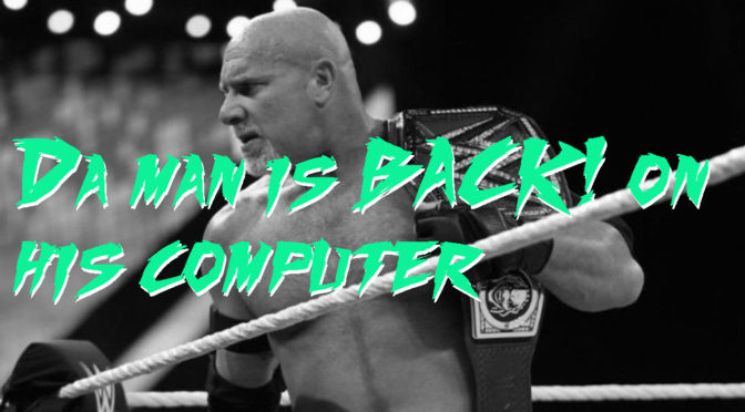 Goldberg's back, Retribution jobbed, and more from the Main Steram Podcast