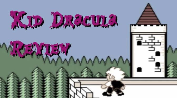 Kid Dracula Review – GameCorp Retro Review