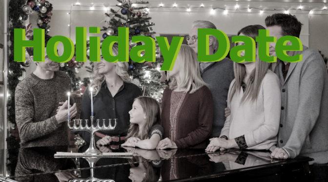 Holiday Date – HallMarks 3 Night Christmas Extravaganza Bonanza