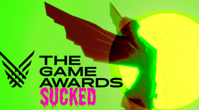 WE BIG MAD AT VIDEO GAME DUMB AWARDS and Star Trek Punk Music – NerdCorp Podcast (Part 1 & 2)