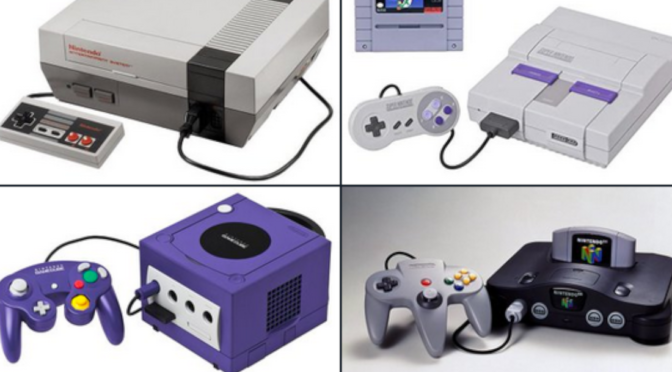 The Nintendo Debate (Slapping faces like the GameCube controller) – NerdCorp Podcast
