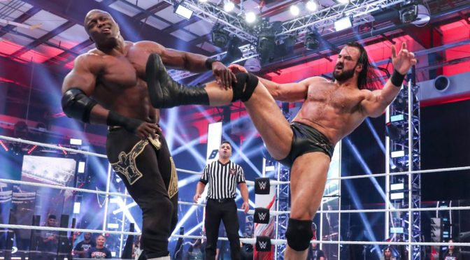 WWE booking like it's IMPACT in 2016 – Wrestling Underground Podcast