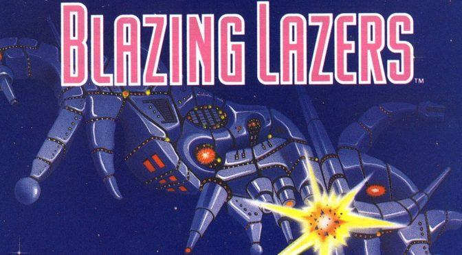 Blazing Lazers (Turbo Graphix 16) – GameCorp RetroReview