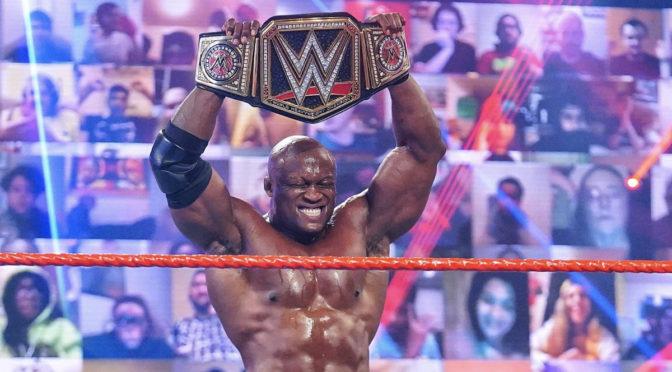 Bobby Lashley locks it down – Wrestling Underground Podcast