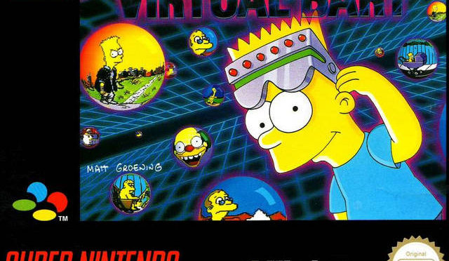 Virtual Bart – GameCorp Retro Review