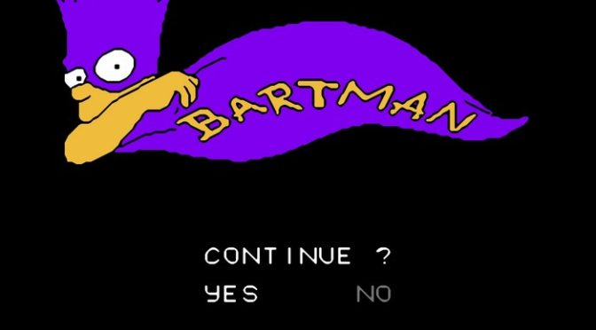 Bartman Meets Radioactive Man – GameCorp Retro Review