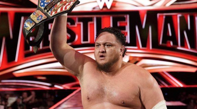 Sign Samoa Joe Campaign – Wrestling Underground Podcast