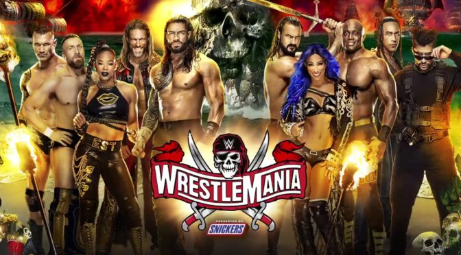 WrestleMania is……- Wrestling Underground Podcast