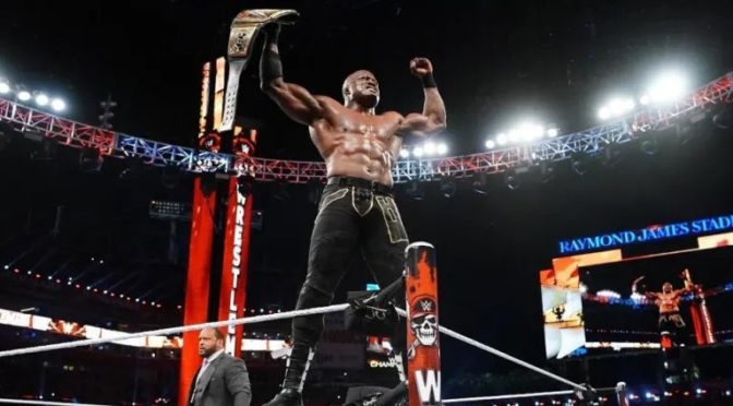 WrestleMania is……….. – Wrestling Underground Podcast
