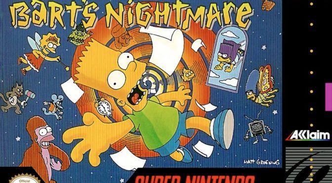 Bart's Nightmare (SNES) – GameCorp Retro Review