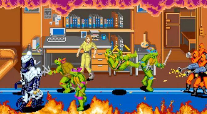 TMNT the Arcade Version – GameCorp Retro Revew