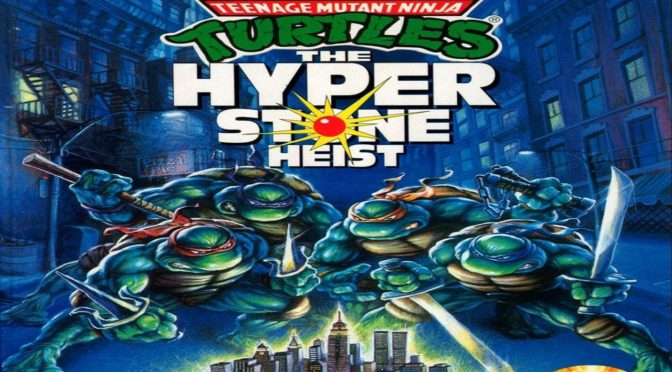 TMNT Hyperstone Heist – GameCorp Retro Review
