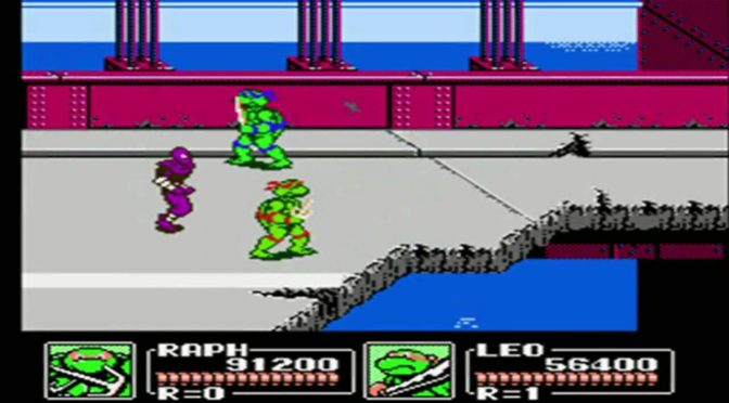 TMNT 3 The Manhattan Project – GameCorp Retro Review