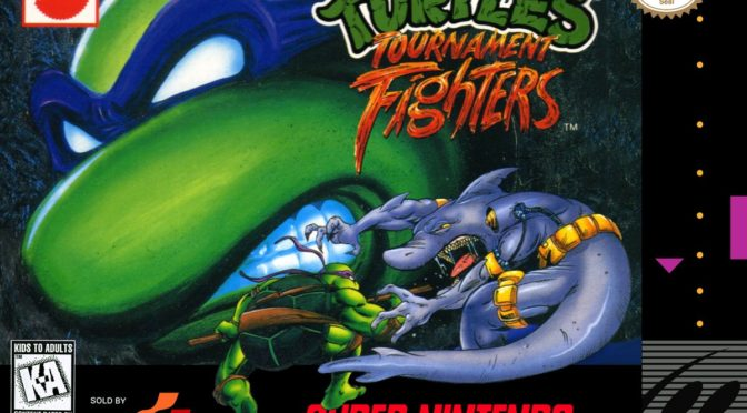 TMNT Tournament Fighters – GameCorp Retro Reviews