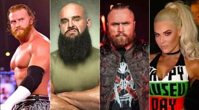 The monster among the unemployed – Wrestling Underground Podcast
