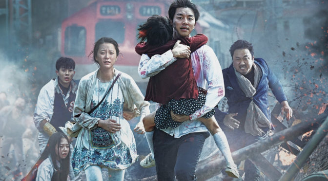 Train to Busan 3: This One's For Burton Guster – NerdCorp Podcast