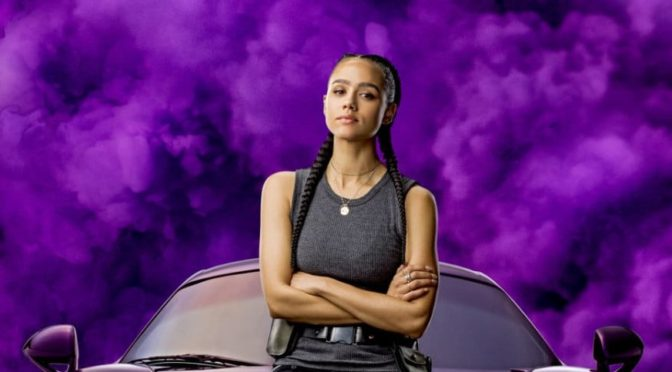Hotter than Nathalie Emmanuel up in here. NerdCorp Podcast