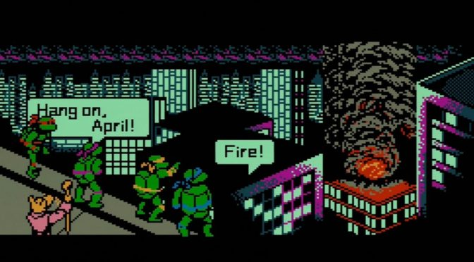 TMNT the NES Version – GameCorp Retro Review