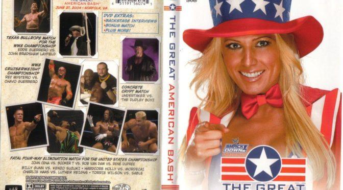 Rebooking: WWE's 2004 Great American Bash