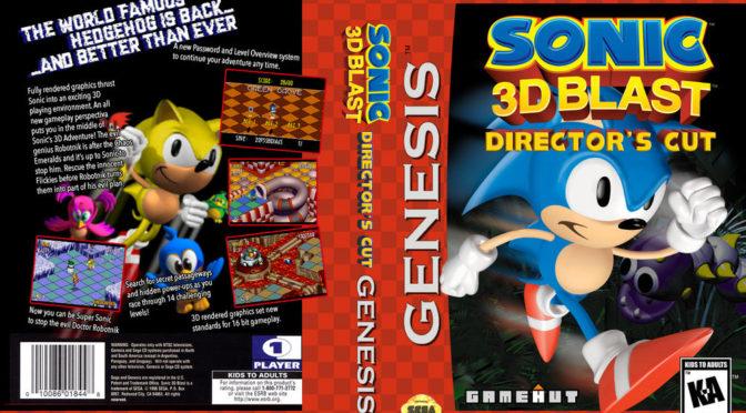Sonic 3D Blast – GameCorp Retro Review