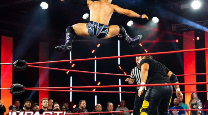 If Christian can be champ, why not Dreamer? – Making an IMPACT